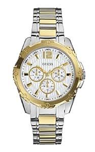 Guess Damen-Armbanduhr Analog Quarz Edelstahl W0232L3