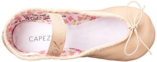Rosa Ballettschuh Daisy pink Capezio 205 Leder Ballet gCZ4w