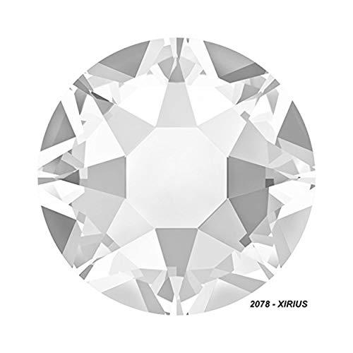Herz Crystal 10.0mm 144 Stück Swarovski Strasssteine No-Hotfix Elements