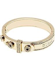 Guess bracelet femme-laiton-verre blanc - 17 cm-uBB21794