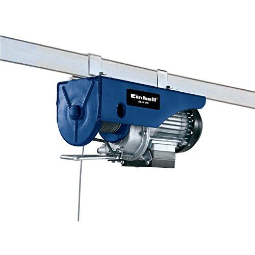 POLIPASTO ELECTRICO EINHELL BT-EH 250