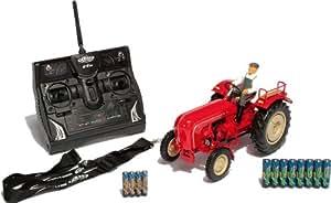 Tracteur radiocommandé CARSON 1:14 Porsche Diesel Super 2,4 GHz RtR 500907173