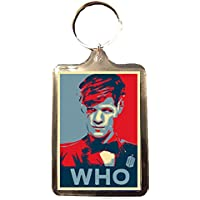 Doctor Who - Keyring (Smith Art Style)