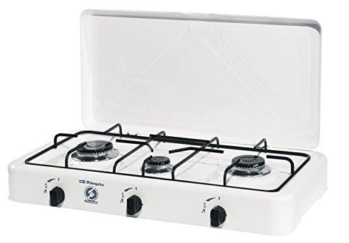 Orbegozo FO 3450 - Hornillo gas, 3 quemadores