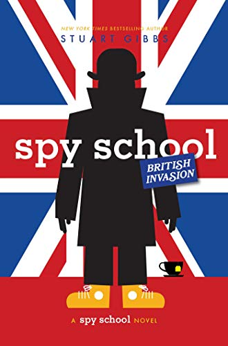 Spy School British Invasion (English Edition)