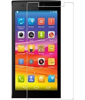 Gizmo Pro HD + 9H 2.5D Toughened Shatterproof Tempered Glass Screen Protector for Micromax Canvas Nitro 2 E311