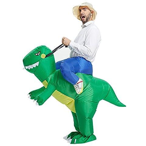 Dinosaur Adulte Costumes Dhalloween - HEYMA costumes gonflables pour dinosaures adultes costumes