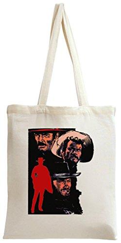 Preisvergleich Produktbild The good the bad the ugly poster Tote Bag
