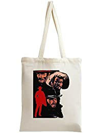 The good the bad the ugly poster Tote Bag