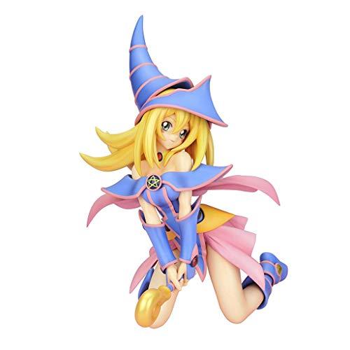 Yu-Gi-Oh Schwarzmagier Mädchen Ani-Statue Action Figure ca. 5,9 Zoll
