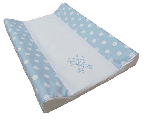 Babymajawelt® Colchón cambiador para bebé - 2 cuñas
