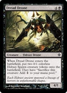 Magic: the Gathering - Dread Drone - Rise of the Eldrazi by Wizards of the Coast