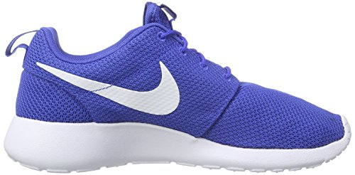 Nike Roshe One, Baskets basses homme Blau (Game Royal/White-Black 416)