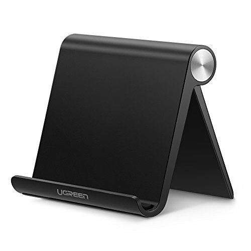 tablet samsung tab s3 UGREEN Porta Tablet Telefono Supporto Tablet Tavolo Regolabile Stand Dock per Dispositivo da 4 a 12   per iPad Pro iPad Air iPad Mini