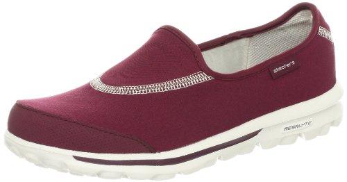 skechers-go-walk-damen-slipper-rot-burg-39-eu