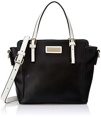United Colors of Benetton Women's Handbag (Black)