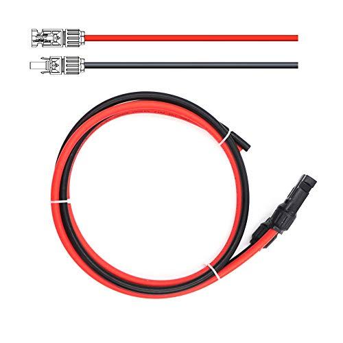 Especificación: Condiiton: 100% a estrenar corriente de trabajo: 30A Tensión de resistencia: DC1000V Resistencia de contacto: 0026 lt; = 0.5mΩ Resistencia de aislamiento: 0026 gt; 500MΩ Sección de cable de un solo núcleo aplicable: 1.5mm2--6mm2 Rango...