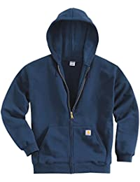 Carhartt K122 Sweatshirt à capuche avec fermeture Éclair avant