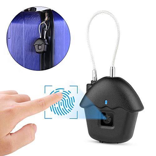 Candado Huella digital - Cerraduras Biométrico Inteligente