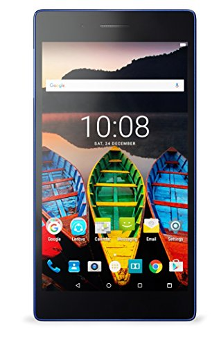 Lenovo Tab 3 730X Tablet (7 inch, 16GB, Wi-Fi + 4G + Voice Calling), Black Blue