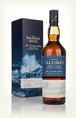 Talisker 2002 Amoroso Finish Single Malt Scotch Whisky (Case of 12 x 70cl Bottles)