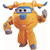 Auldey yw710002 Super Wings – roto Figure Donnie articulado, 12 cm