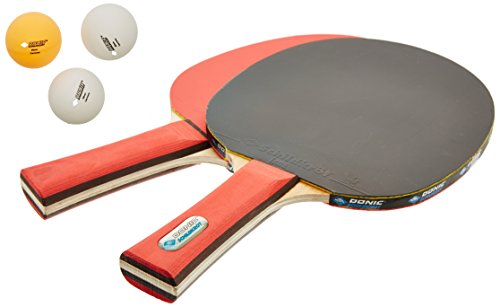 Donic-Schildkröt TT- Level 400 im Blister - Pala de ping pong, talla única