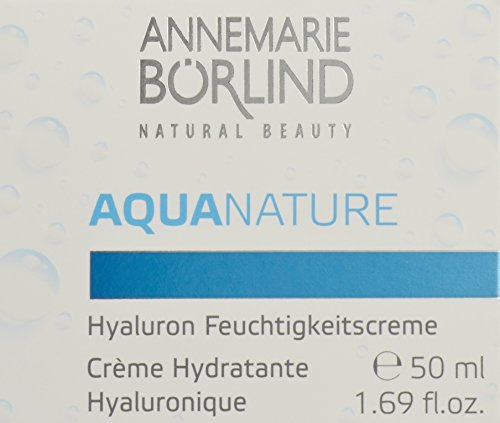 Annemarie Börlind Aqua Nature 24 Hours Moisturising Cream 50 ml