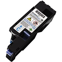 DELL Genuine Original 1250 1350 1355 1355cn 1355cnw C1760 C1760nw C1765 C1765nfw CYAN Laser Toner Cartridge , 700 Page Yield Standard Capacity Dell P/N : W27RH , YX24V , YPXY8 , FREE DELIVERY