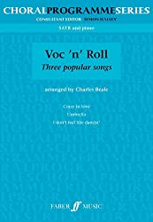Voc 'n' Roll (SATB): (Mixed Voices and Accompaniment)