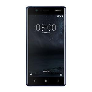 Nokia 3 UK-SIM Free Smartphone - Blue