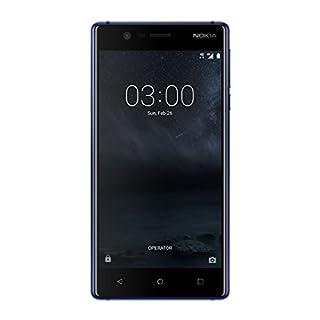 Nokia 3 UK-SIM Free Smartphone - Blue (B0711SGP44) | Amazon price tracker / tracking, Amazon price history charts, Amazon price watches, Amazon price drop alerts