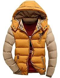 9d52426308ca BOLAWOO Warm Verdicken Winterjacke Puffer Kapuze Freizeit Steppjacke Jacken  Männer Ntel Parka Mode Marken Outwear Herren