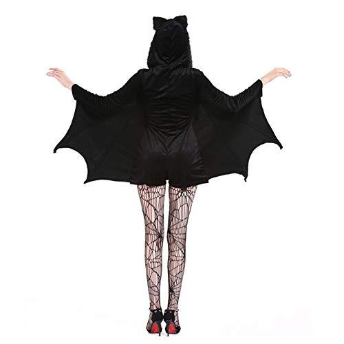 BGFDSV Horror Kostüme Ghost Festival Frauen Batman