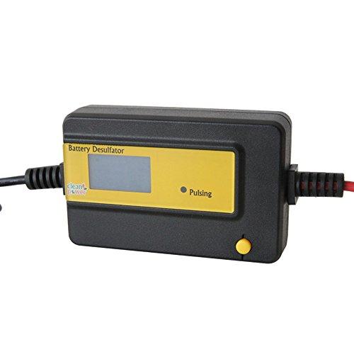 Borsa Pulsing LED display batteria Desulfator piombo 12V 400Ah a 72V combinato
