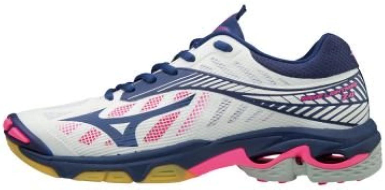 Mizuno Scarpe Volley Donna - WAVE LIGHTNING Z4 WOS - - - V1GC1800-16 - bianca bluDEPTHS rosa GLO-43 | Prodotti Di Qualità  7887aa
