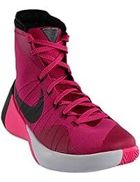 best service 2afff ea793 ... greece nike hyperdunk 2015 scarpa da basket vivid rosa colore rosa p  bianco nero 084b2 78d0a