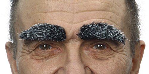 Preisvergleich Produktbild Mustaches Schwarzweiße fälschen,  selbstklebend Augenbrauen