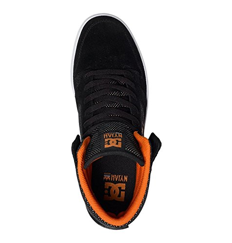 Se Skate Shoes DC High Mens Orange Shoe Nyjah Black qwSH1axv