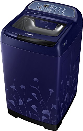 Samsung WA65K4020HL/TL Fully-automatic Top-loading Washing Machine (6.5 Kg, Tender Blue)