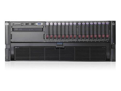 HP ProLiant DL580 G5 - Server (SATA, Serial Attached SCSI (SAS), Intel Xeon E7, E7430, Smart Array P400i/256MB, Rack (4U), Microsoft Windows Server Microsoft Windows Server Hyper V Red Hat Enterprise Linux (RHEL))