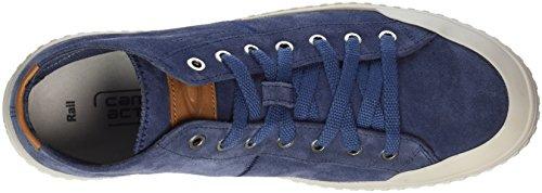 Camel Active Rail 12, Sneakers Hautes Homme Bleu (Fjord 02)