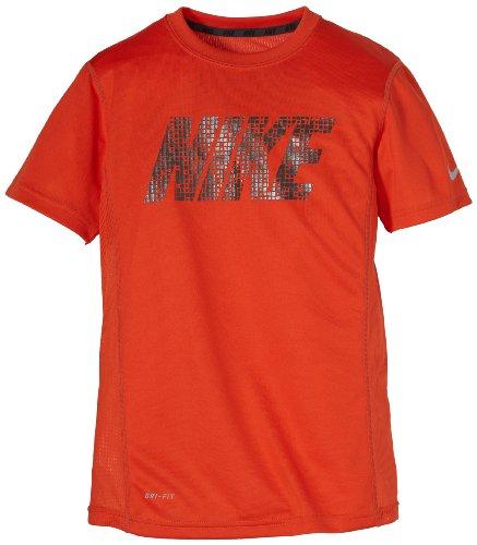 NIKE Boys'Short-Sleeved T-Shirt Speed Fly GFX Top
