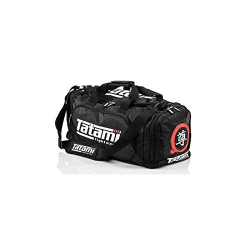 Tatami Sporttasche Meiyo Large Gear Bag - Sport Tasche Trainingstasche Jiu Jitsu BJJ MMA Kampfsport Fitness Sport Bag mit viel Platz