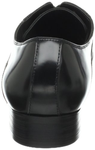 Kenneth Cole Reaction Star Quality Hommes Cuir Oxford Black