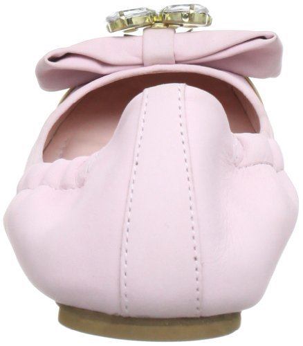 Miezko M2602, Ballerines femme Rose (Candy/Ouro)