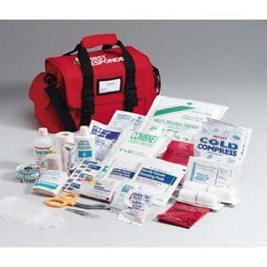 First Responder Kit - 150 Piece Kit- 520-FR - 520-FR by Honeywell Safety Products