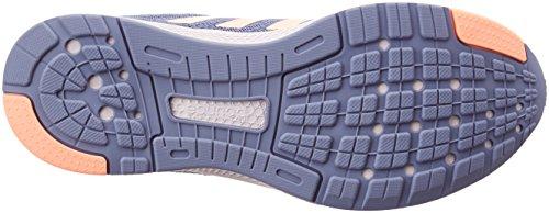 adidas Damen Mana Bounce W Laufschuhe, Grau Violett (Morsup / Purhie / Brisol)