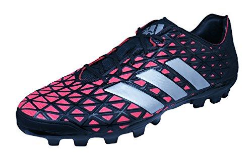 adidas Kakari Light AG, Scarpe da Rugby Uomo, Nero Negro (Negbas/Plamet/Rojimp), 48 2/3 EU