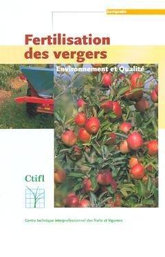 Fertilisation des vergers : environnement et qualité